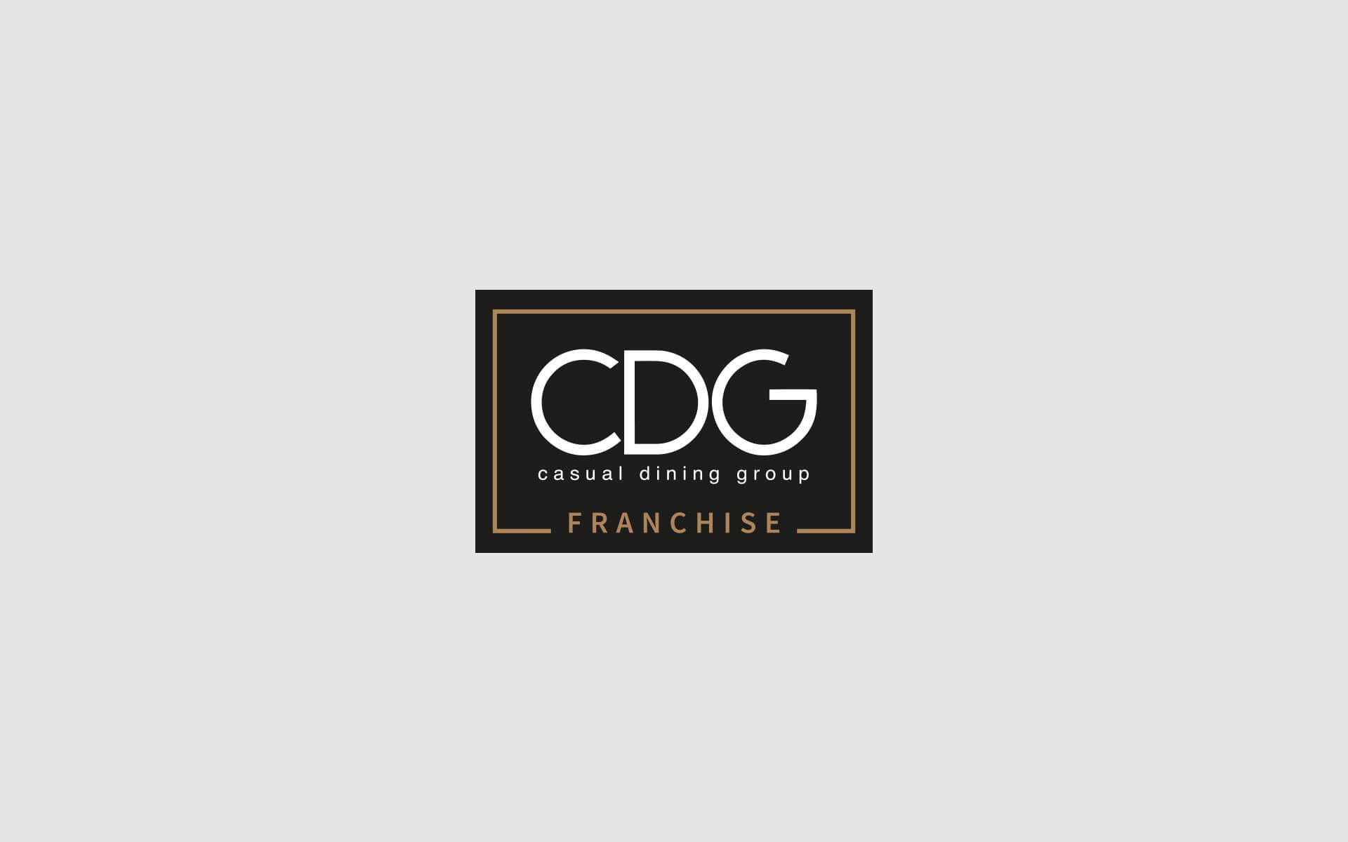 CDG franchise logo