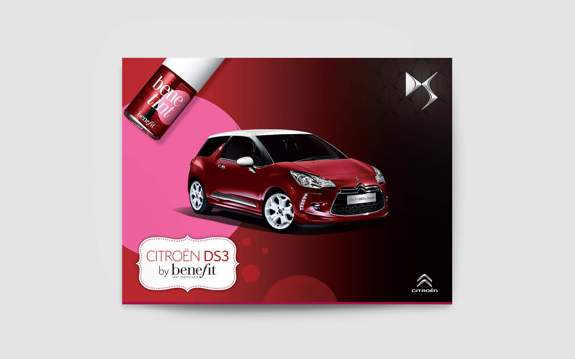 ds3 by benefit brochure cover