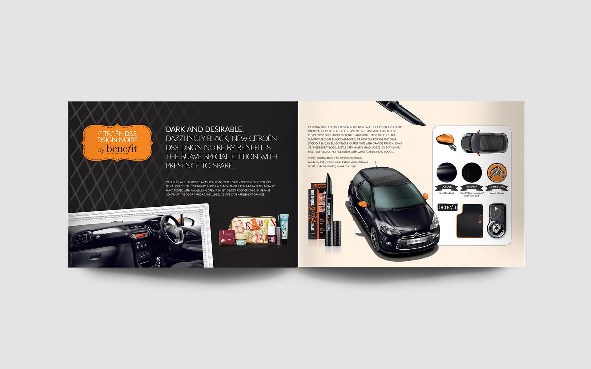 ds3 by benefit brochure spread