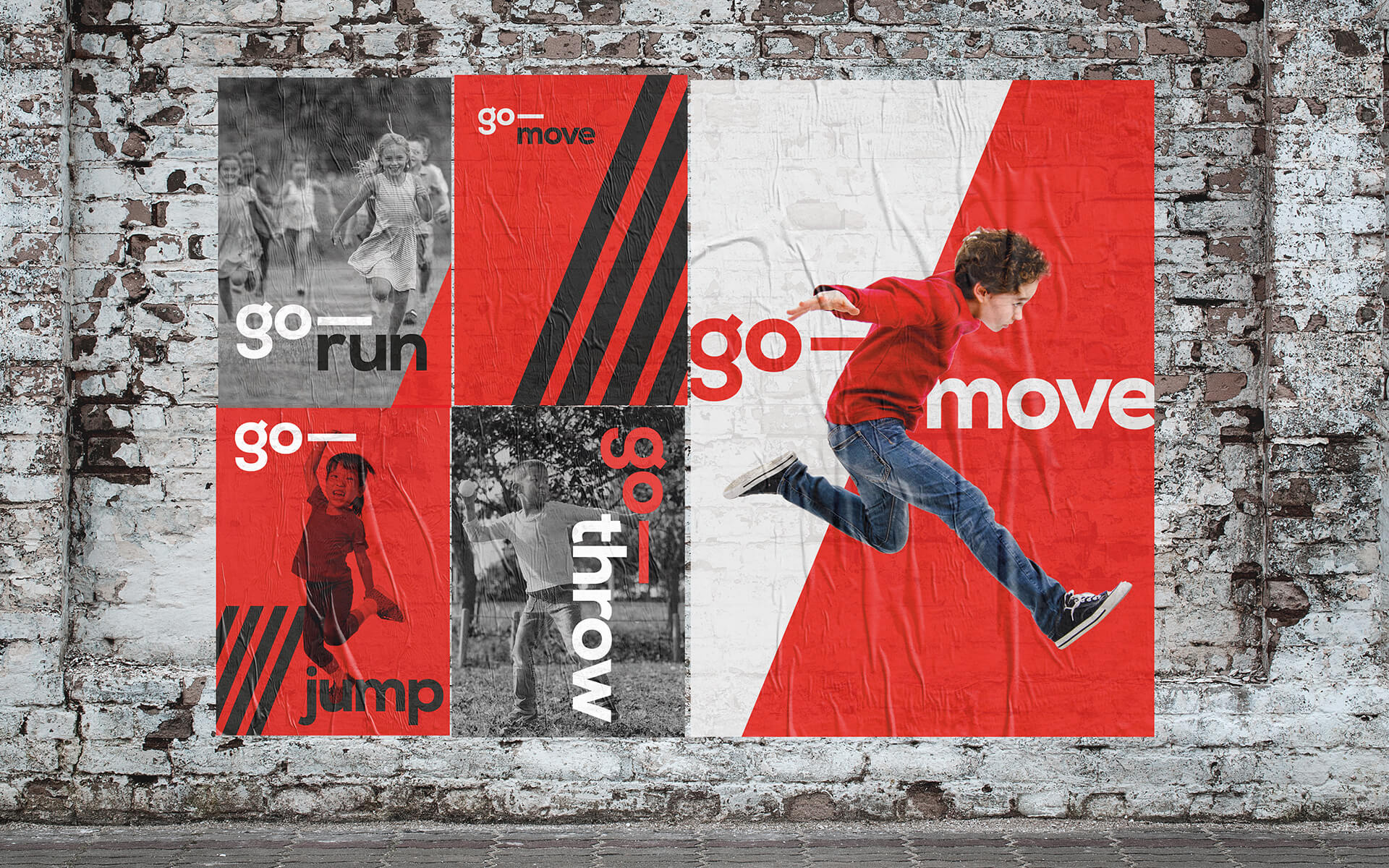 go move posters