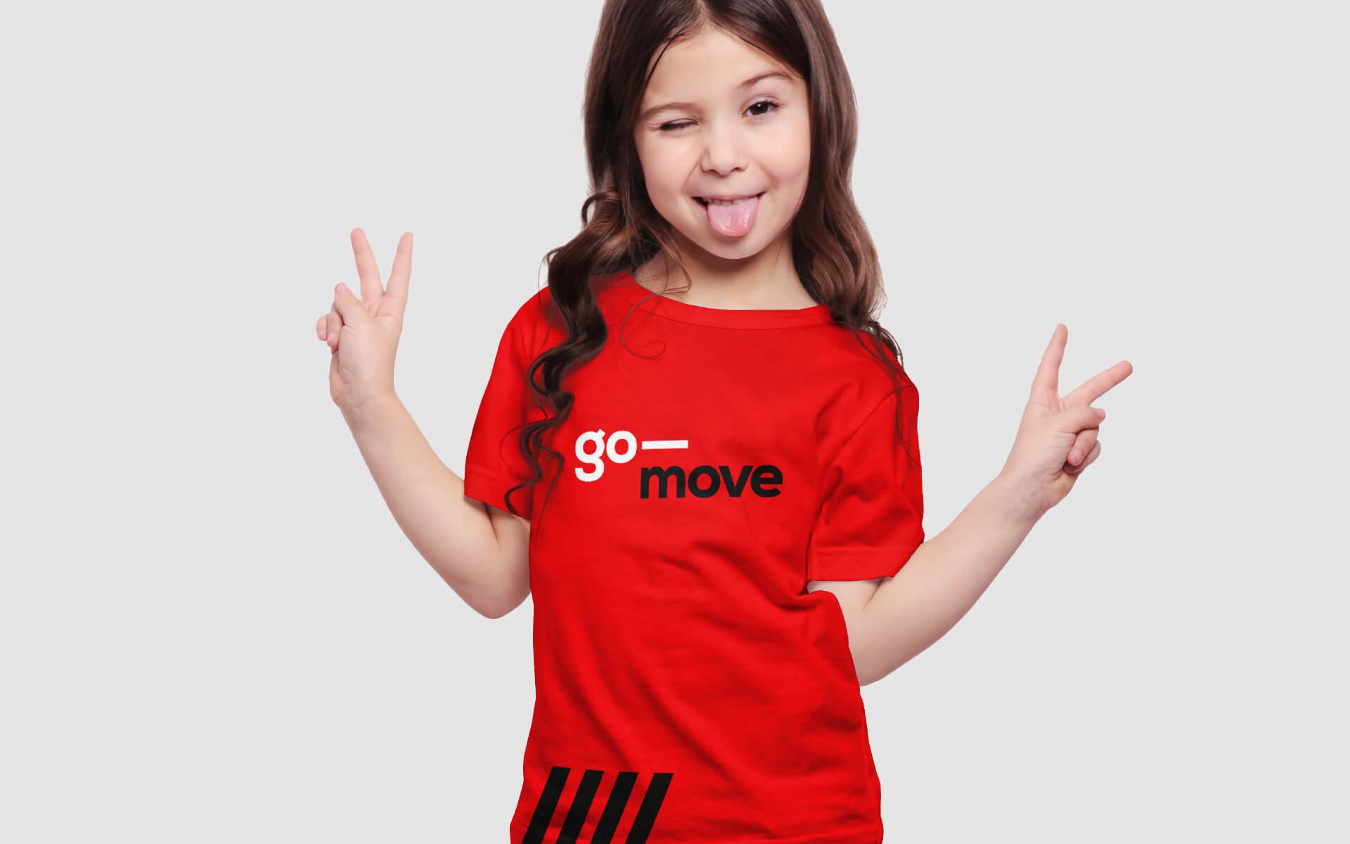 go move tshirt