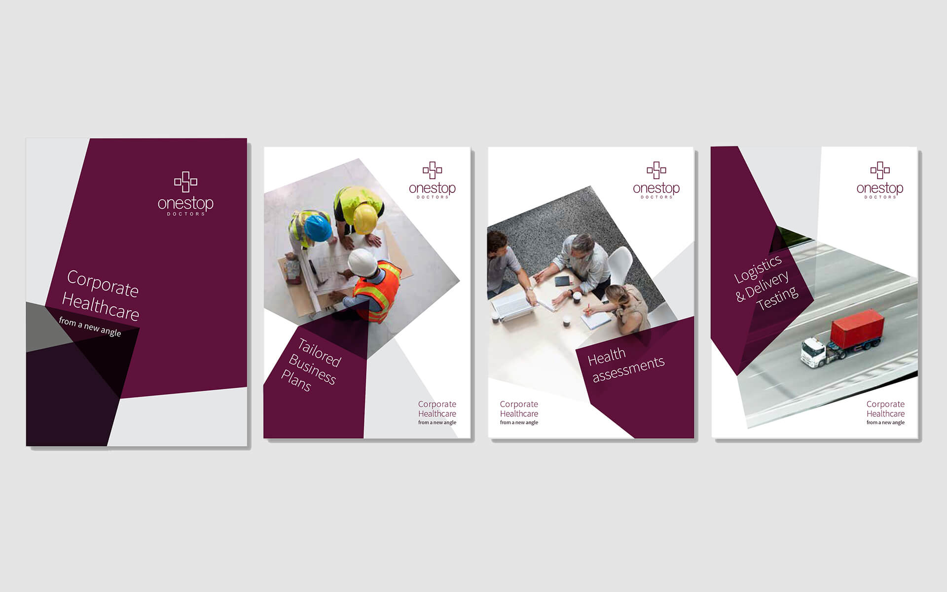 one stop doctors b2b brochure