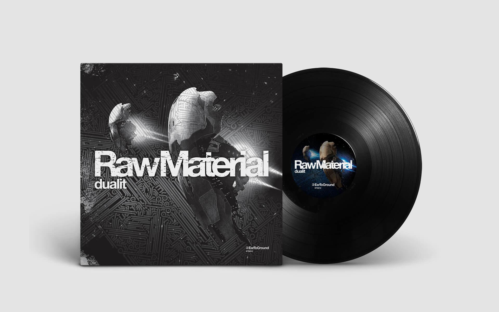 ETG RawMaterials EP