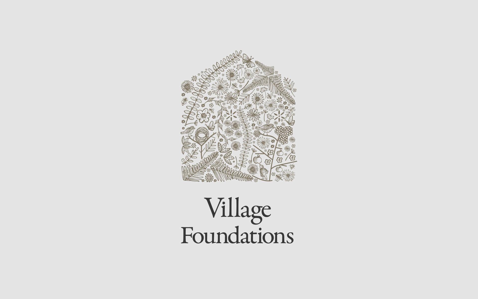 Village Foundations logo