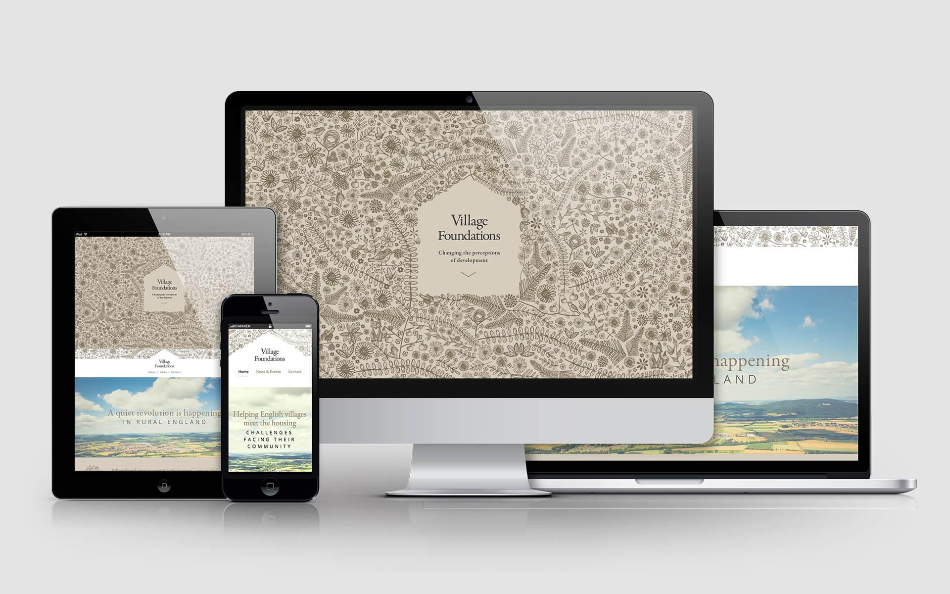 Village Foundations website